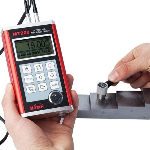The New Design Product Portable Ultrasonic Thickness Gauge